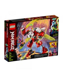 Конструктор Lego Ninjago Робот-Самолет Кая (71707), 5702016616934