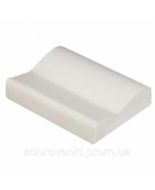 АУРАФИКС Ортопедическая подушка Aurafix 862 для сна маленькая