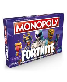 Настольная игра Hasbro Монополия Fortnite (рус)