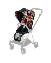 Комплект текстиля для коляски Cybex Mios Spring Blossom Dark 519004003, 4058511729237