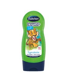 Шампунь Bubchen для мытья волос и тела Тигр 230 мл
