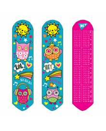 Закладка 2D &ampquotDisco owls&ampquot YES 5056137147496