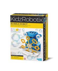 Научный набор 4M Робот-мыльные пузыри (00-03423), 4893156034236