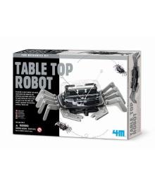 Детский игровой научный набор 4M Настольный робот (00-03357), 4893156033574