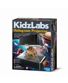 Детский игровой научный набор 4M Голографический проектор (00-03394), 4893156033949