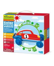 Детский игровой набор для творчества 4M Автомобиль на солнечной энергии (00-04676), 4893156046765