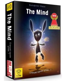 Настольная игра для взрослых и детей YellowBox The Mind (4820228590017)