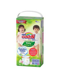 Детские подгузники-трусики Goo.N Cheerful Baby 11-18кг XL 42 шт унисекс (843286), 8850006557013