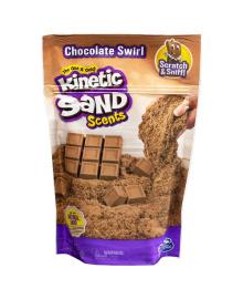 Кинетический песок с ароматом Kinetic Sand Горячий шоколад (71473H), 7300006548142