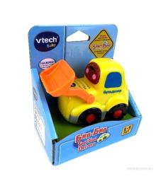 Детская машинка VTech серии Бип-Бип Бульдозер с русской озвучкой (80-151826), 3417761518267