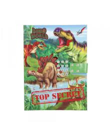 Dino World Дневник с кодом и со звуком