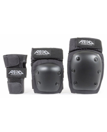 Защита набор REKD Heavy Duty (Чёрный, XL)
