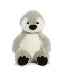 Мягкая игрушка Aurora DeLuxe Пингвин 35 см