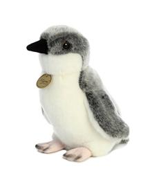 Мягкая игрушка Aurora DeLuxe Пингвин Blue 25 см