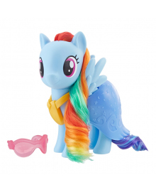 Фигурка с нарядами My Little Pony Рейнбоу Дэш 15 см