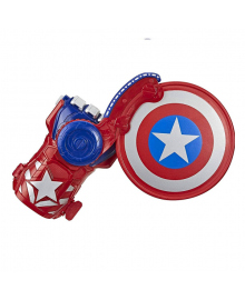 Бластер-перчатка Nerf Marvel Avengers Капитан Америка