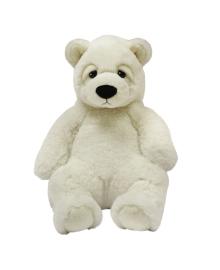 Мягкая игрушка Aurora DeLuxe Полярный медведь 35 см