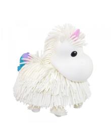 JIGGLY PUP Интерактивная игрушка - Волшебный единорог (белый)