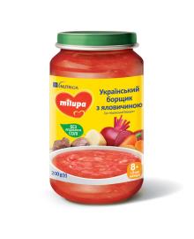 Суп Milupa Украинский борщ 200 г