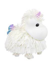 Интерактивная игрушка Jiggly Pup Единорог белый