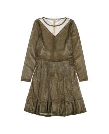 Платье Mevis Gold 2923, 1110000134748, 1110000113385