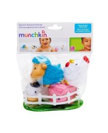 Игрушки-брызгалки для ванной Munchkin Ферма