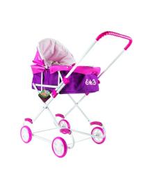 Игрушечная коляска для кукол Shantou Jinxing plastics ltd Disney Sofia The First D1003S, 4897015540456