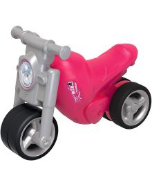 """BIG Мотоцикл для катания малыша """"Девичий стиль"""" с защитными насадками, 12 мес. +"""