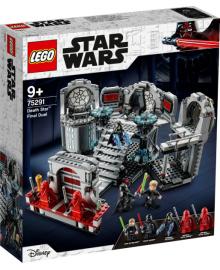 Последний бой Звезды Смерти LEGO 75291