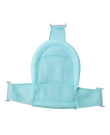 Гамак Babyhood натяжной для ванны голубой