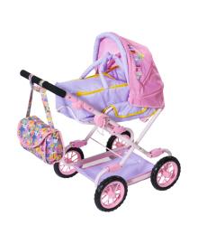Коляска для куклы Zapf Baby Born Deluxe S2