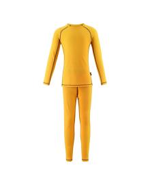 Комплект термобелья Reima Lani Yellow 536442-2420, 6438429366867