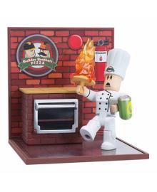 Фигурка Roblox Desktop Series Work At A Pizza Place: Fired W6