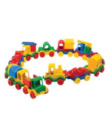 Игровой набор Tigres Kid Cars 12 машинок