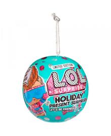 Игровой Набор L.O.L. Surprise! С Куклой Серии Holiday - Новогодний Лук (572329)