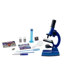 Микроскоп делюкс EASTCOLIGHT в кейсе (увеличение до 1200 раз)