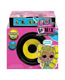 Игровой Набор L.O.L. Surprise! Серии Remix Hairflip - Музыкальный Сюрприз Акционный Набор из двух кукол (566960-А)