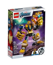 Конструктор Lego Super Heroes Конструктор Робокостюм Таноса (76141), 5702016618037