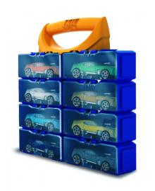 Контейнер на 8 машинок Hot Wheels HWCC8A, 4893825027064