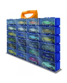 Контейнер на 28 машинок Hot Wheels HWCC8C, 4893825027309