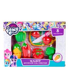 Игровой набор My Little Pony Фрукты и овощи