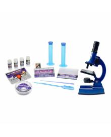 Микроскоп Eastcolight Tele-Sciense увеличение до 900 раз