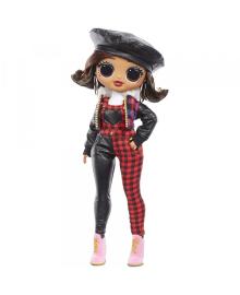 Игровой Набор L.O.L. Surprise! С Куклой Серии O.M.G Winter Chill - Очаровательная Леди (570257)