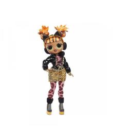 Игровой Набор L.O.L. Surprise! С Куклой Серии O.M.G Winter Chill - Леди-Китти (570271)