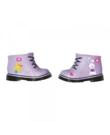 ZAPF Обувь для куклы BABY BORN - СТИЛЬНЫЕ БОТИНКИ (2 в ассорт.)