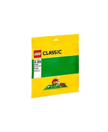 Конструктор LEGO Зелена базова пластина (10700), 5702015357142