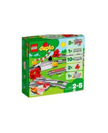 Железнодорожные пути LEGO 10882, 5702016117288