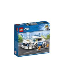 Конструктор LEGO Поліцейське патрульне авто (60239), 5702016396201