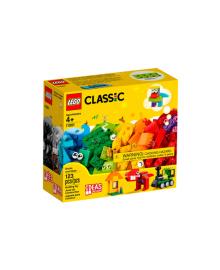 Конструктор LEGO Кубики і ідеї (11001), 5702016367768