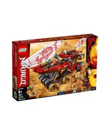 Райский уголок LEGO 70677, 5702016365542